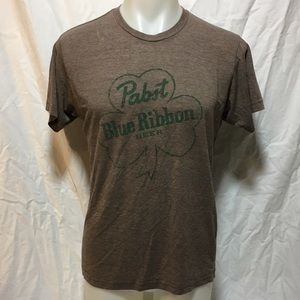 PBR Shamrock Shirt